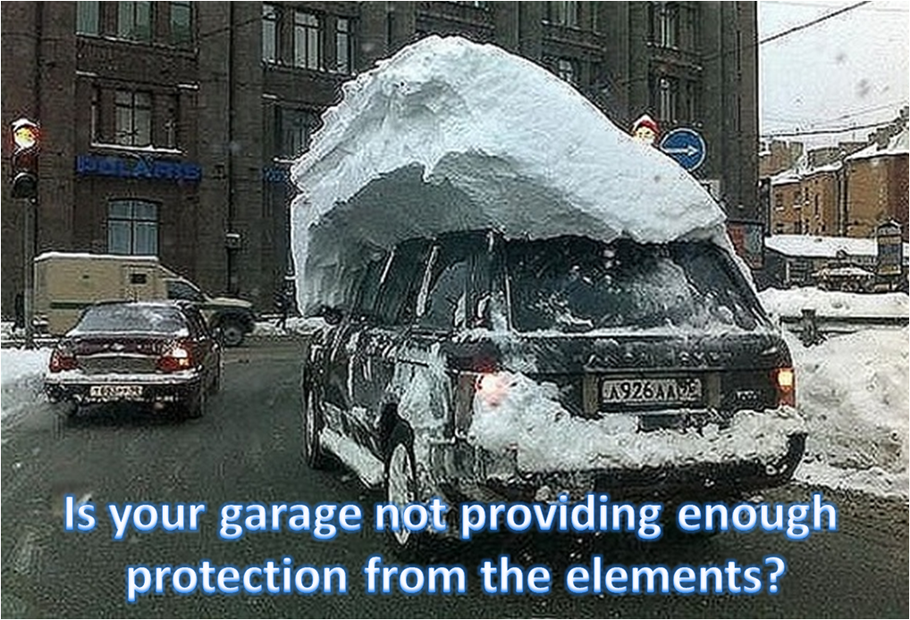 Garage-protection